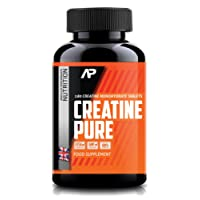 Creatine Pure   Creatine Monohydrate - 3000mg Daily   Flavoured Creatine Tablets - Sports Supplement   180 Flavoured Tablets
