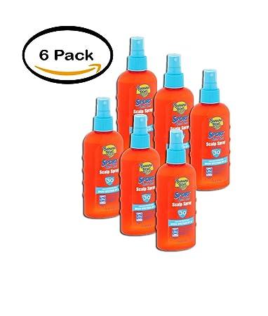 PACK OF 6 – Banana Boat Sport Quik Dri Spray Sunscreen Broad Spectrum, SPF 30, 6 fl oz