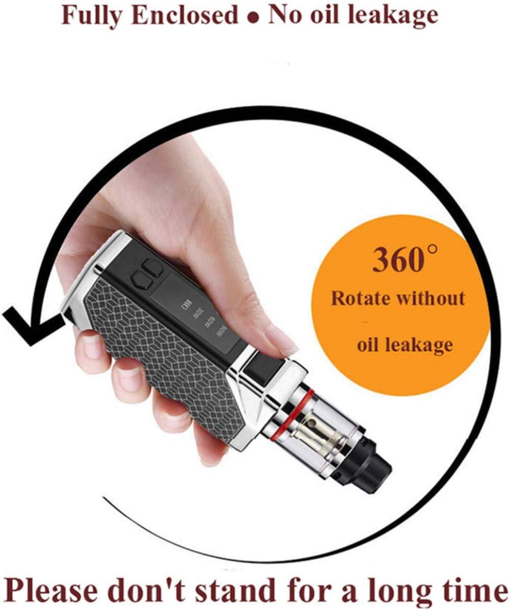 HUAXIANGVape Rechargeable 3rd Gear Smoke Power Adjustable Oil Pen//Tank