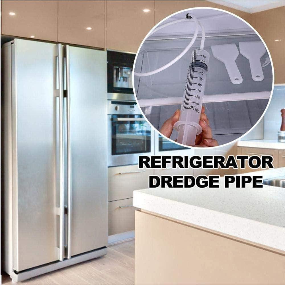 B/âtonnets nettoyants de vidange outils de nettoyage pour frigo outils de nettoyage outils de nettoyage r/éutilisables pour r/éfrig/érateurs domestiques