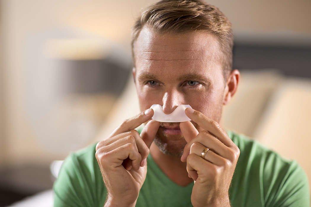 Respironics DreamWear Gel Nasal Pillows Mask