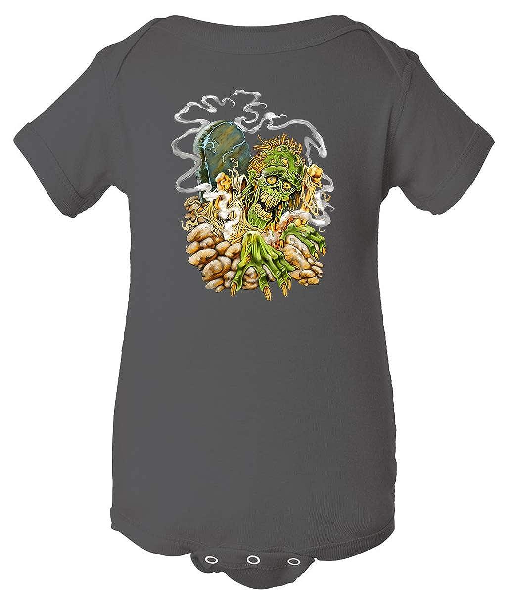 Tenacitee Babys Zombie Graveyard Shirt