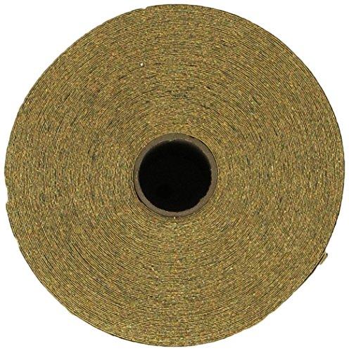 3M 02698 Stikit Gold 4-1/2'' x 20 Yard P80A Grit 216U Paper Sheet Roll by 3M (Image #1)
