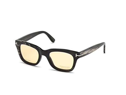 Tom Ford Brillen Unisex 5439 P Private Collection Tom N. 5 63N, Black Buffalo Horn