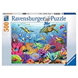 Ravensburger Tropical Waters-Puzzle (500-Piece)