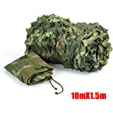OGORI 32ft X 5ft Woodenland Camouflage Net Camo Netting for Camping Hide