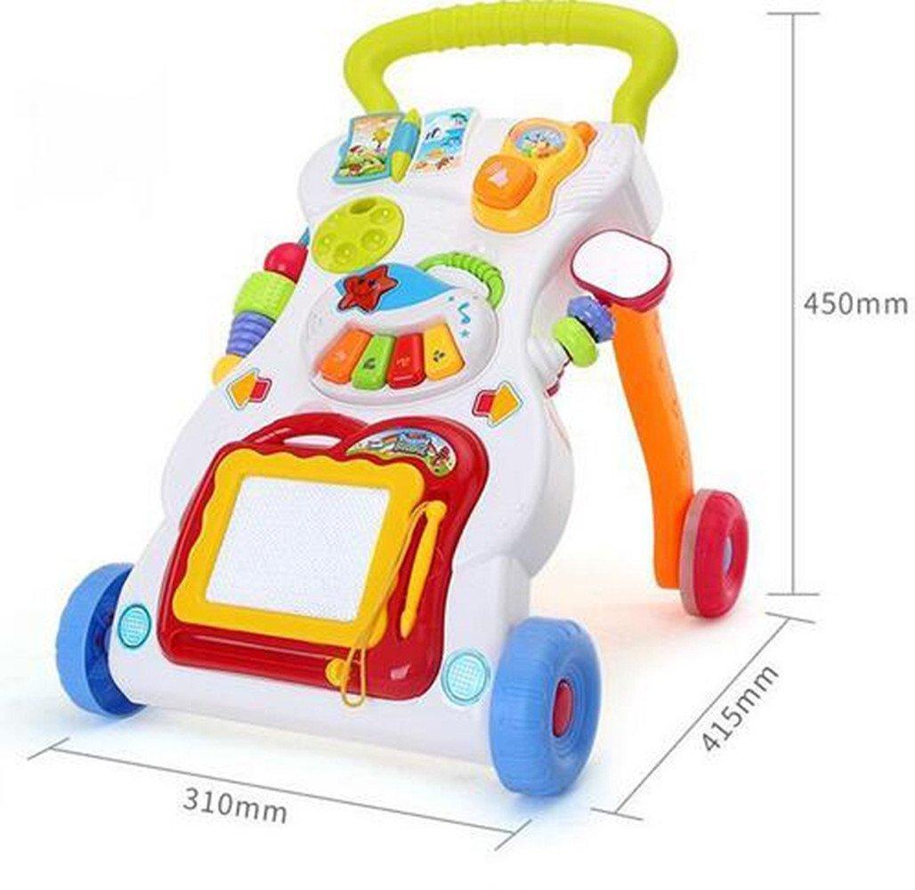 Juguete multifuncional de Pasos de bebé Kenmont para paseos de ...