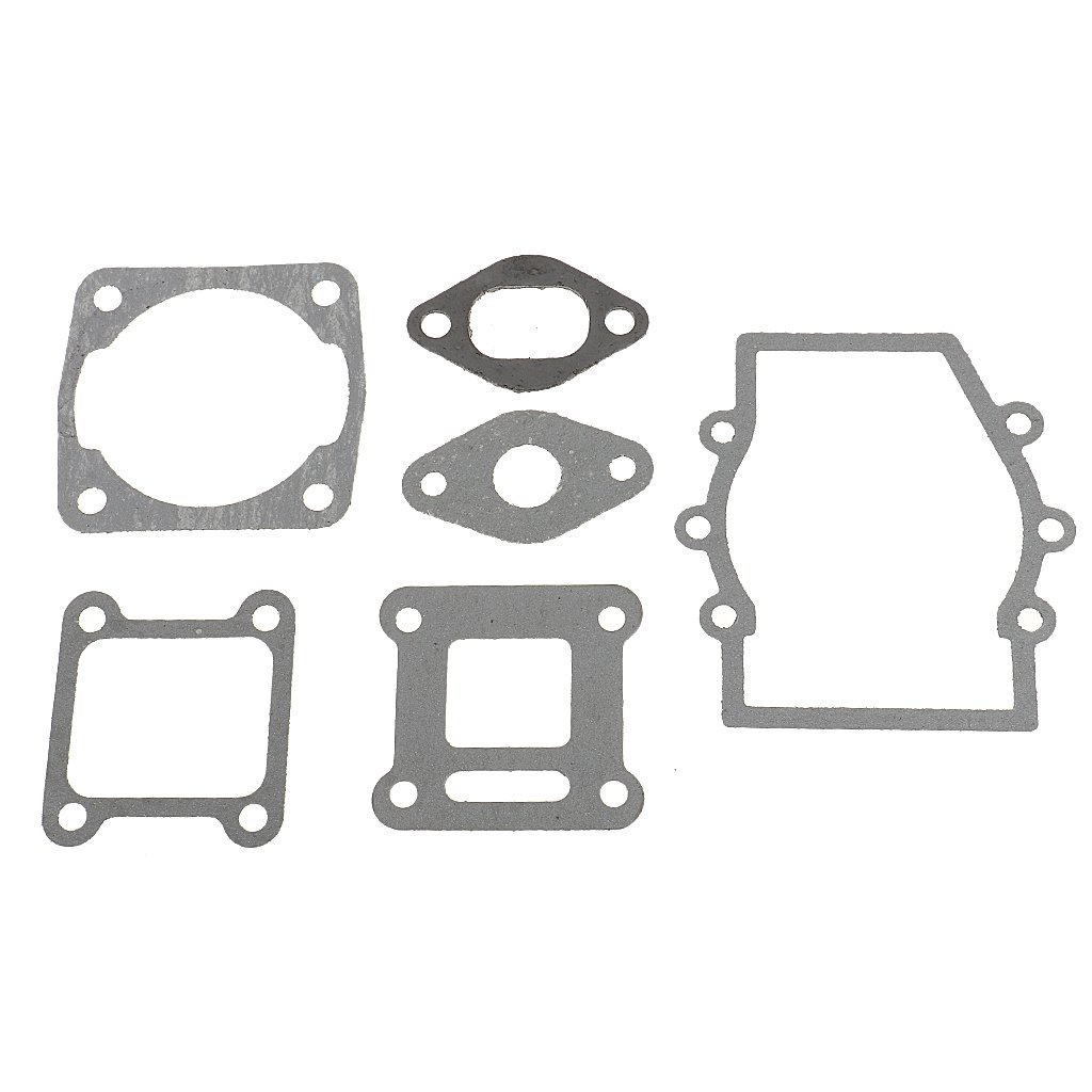MagiDeal 6 Pieces Motor Gasket for 47cc 49cc 2 Stroke Mini Dirt Bikes Coolster QG-50