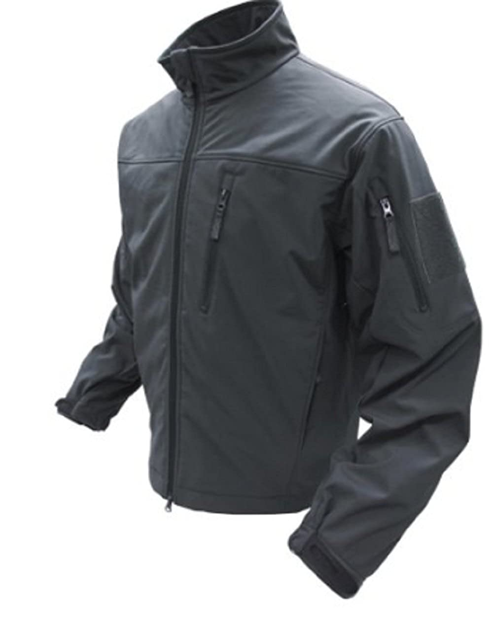 SUMMIT SOFTSHELL JACKET BK - L Condor 602-002-BLACK-LARGE