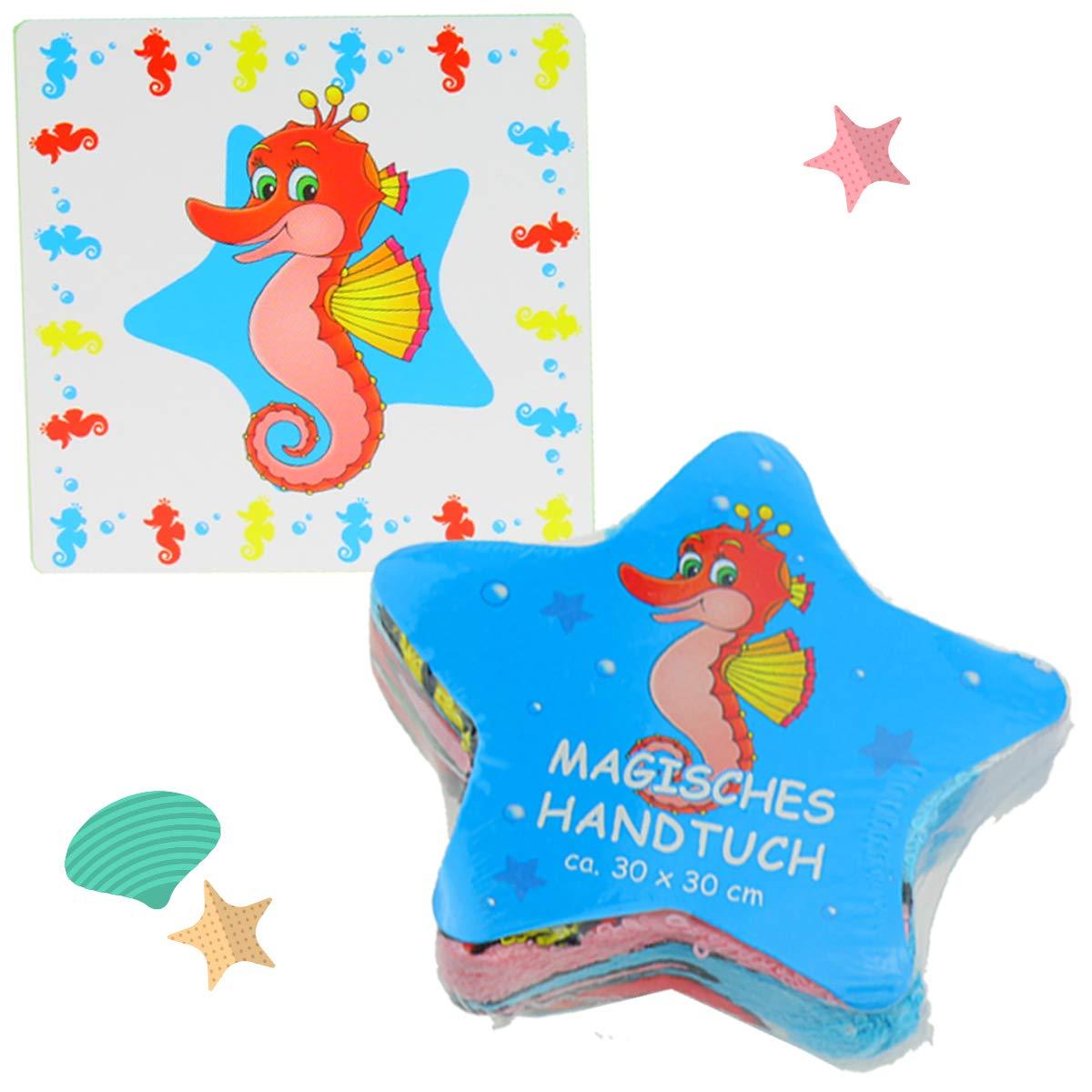 Cepewa asciugamani magici Nemo pesci Mare abita waschlappen 30/cm bambini Mitgebsel