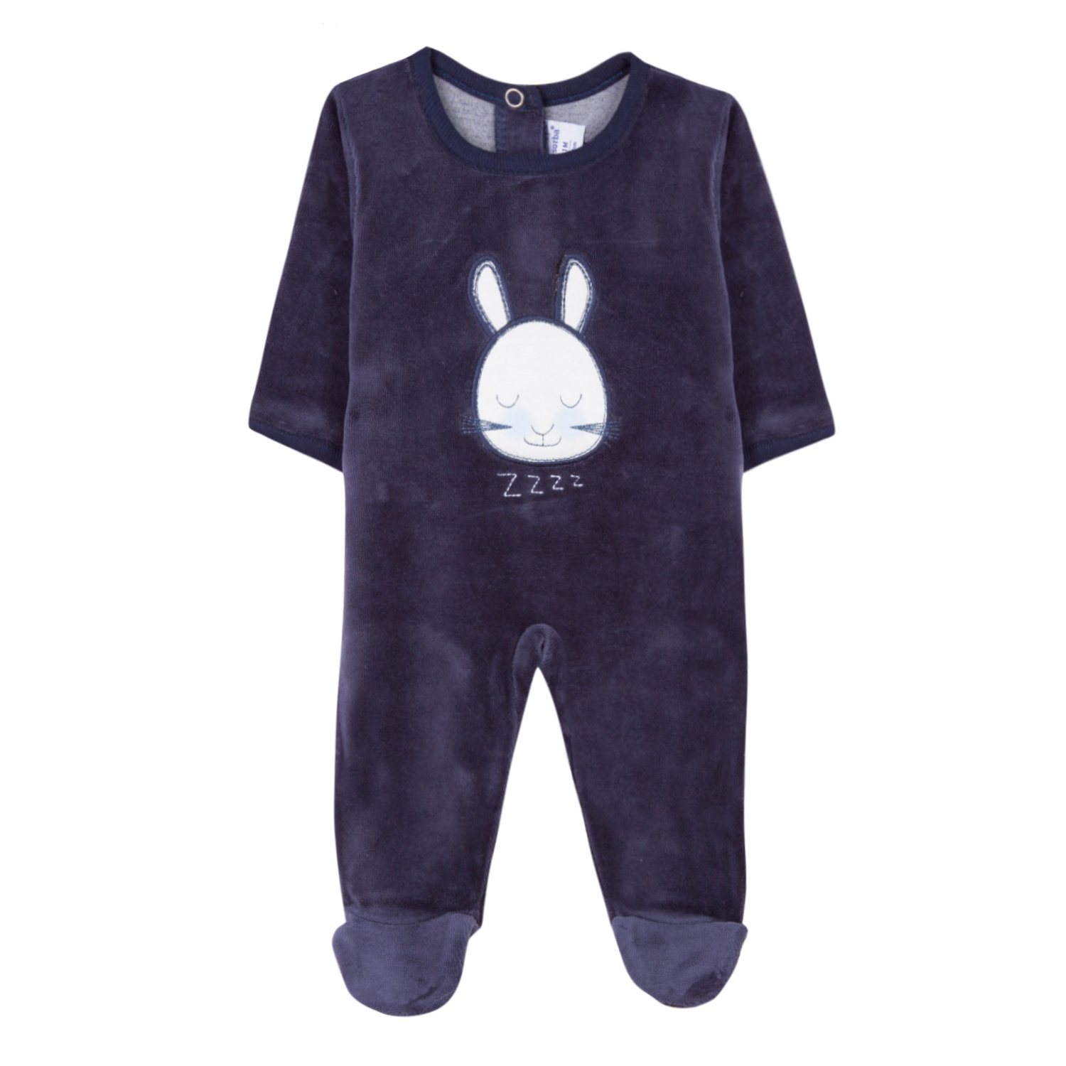 Absorba Boutique Baby Sleepsuit 9M54013