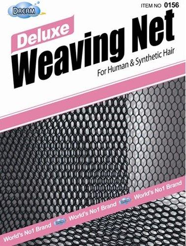 Dream Deluxe Weaving Net (#156, Black) ()
