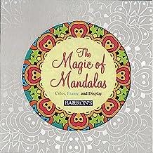 The Magic of Mandalas: Color, Frame & Display