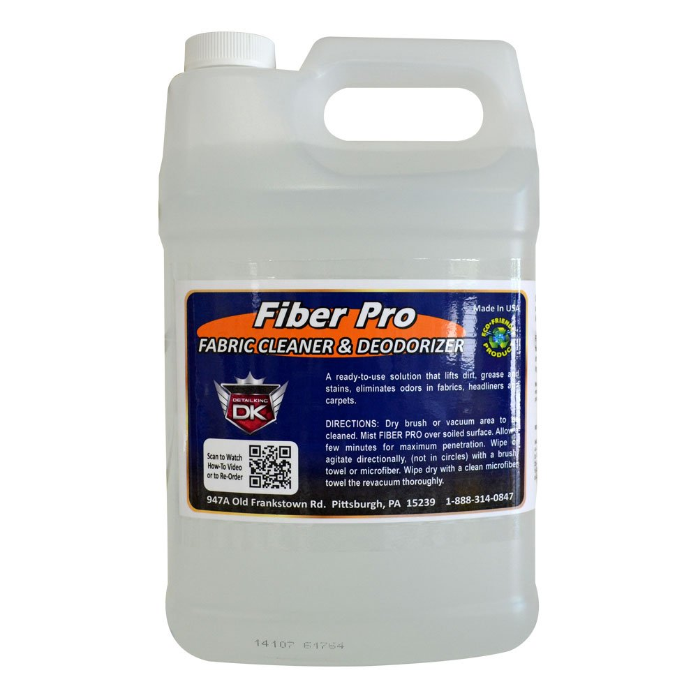 Fiber Pro Special Fabric Cleaner and Deodorizer Gallon