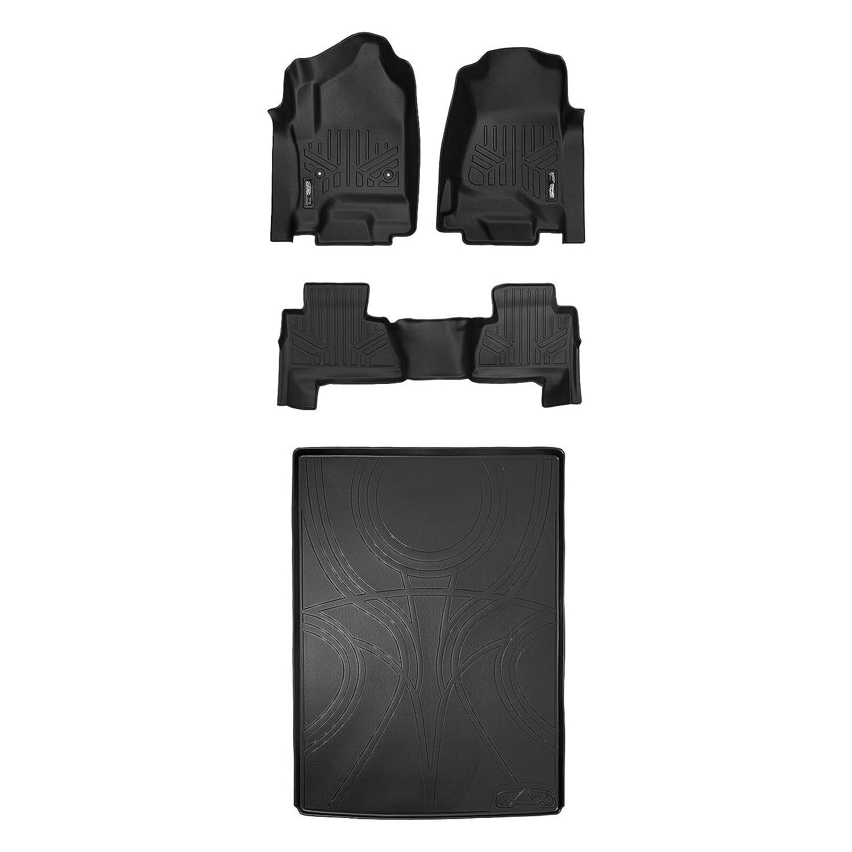 Prime Amazon Com Maxfloormat Smartcoverage Floor Mats 2 Rows Dailytribune Chair Design For Home Dailytribuneorg