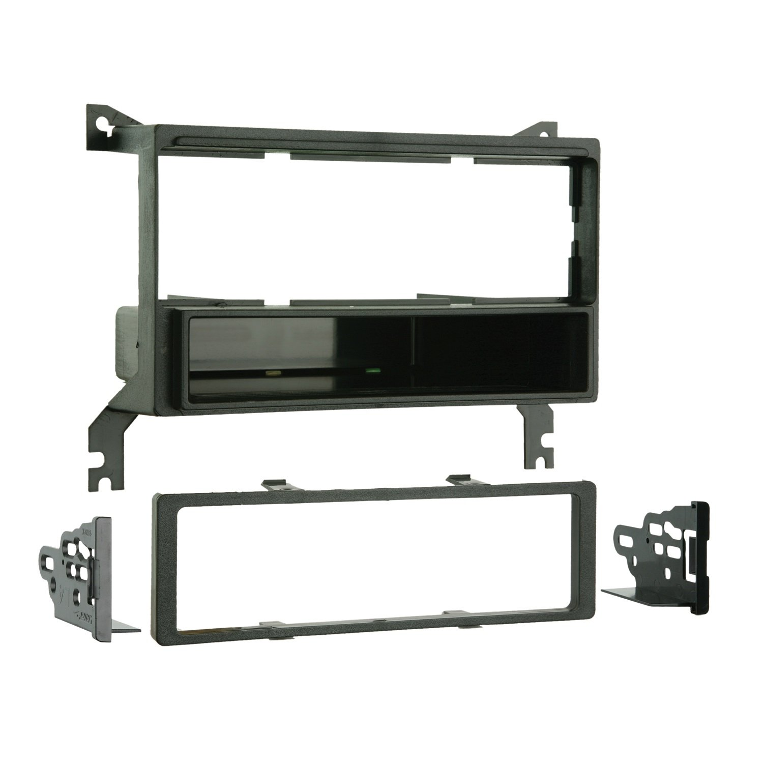 613ySA16kmL._SL1500_ amazon com metra 99 7315 hyundai tucson 2005 up dash kit car  at bakdesigns.co