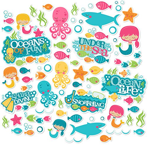 Sea Die Cut - 4