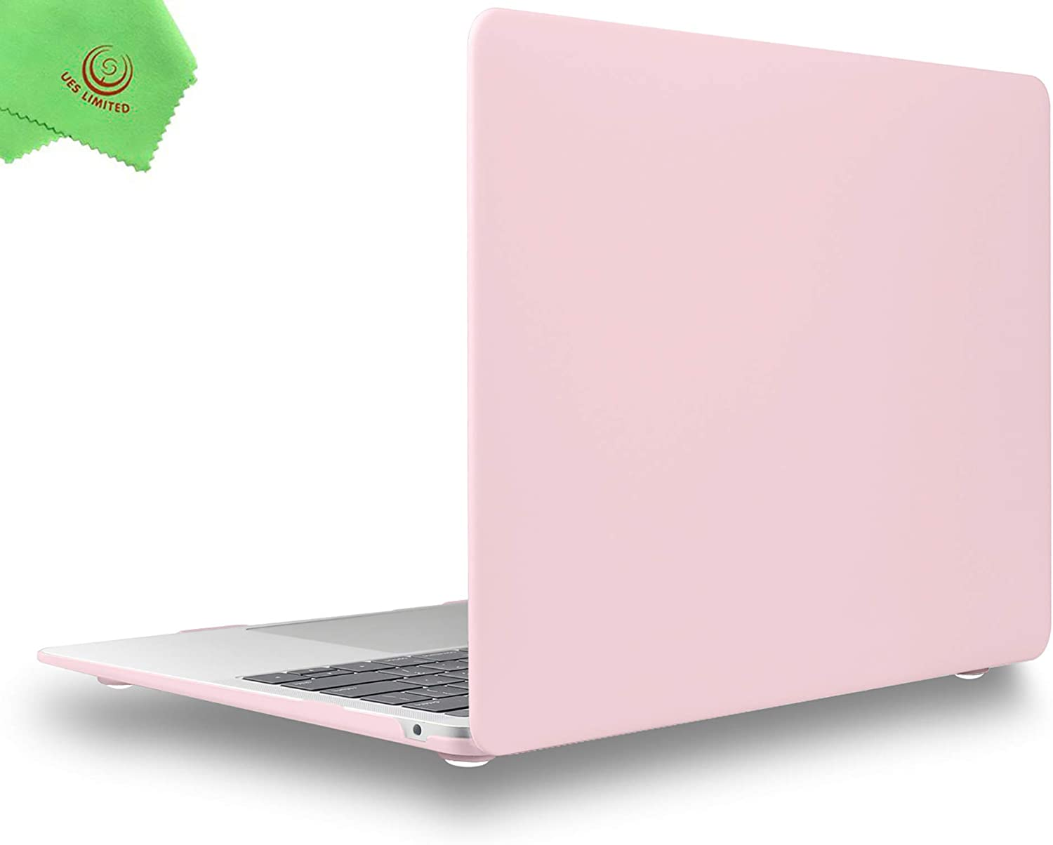 Funda rosa para MacBook Air 13 A2179 A1932 2020 2019 2018