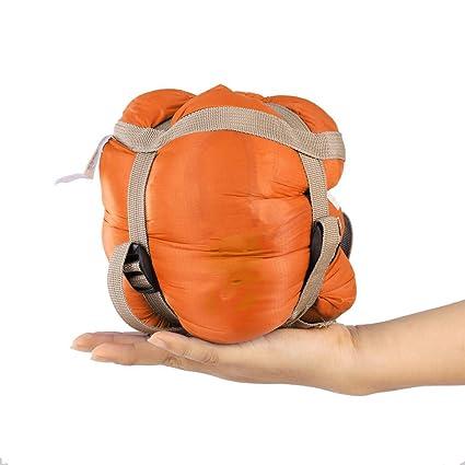 SOLVHK Saco de Dormir 190 * 75 cm Sobres Saco de Dormir para Adultos Camping al