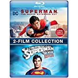 DVD : Superman The Movie: Extended Cut & Special Edition 2-Film Collection [Blu-ray]