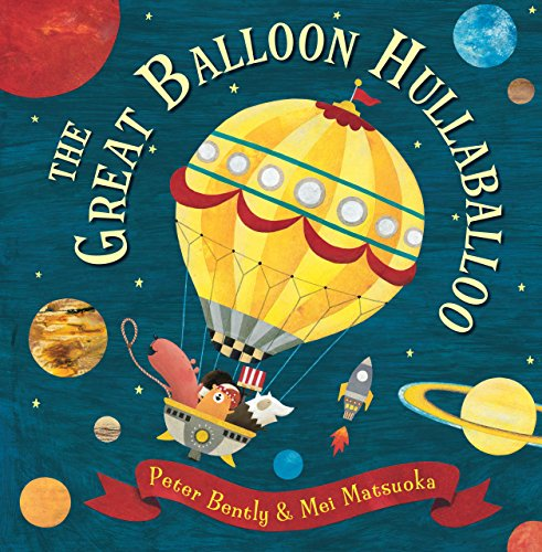 The Great Balloon Hullabaloo (Andersen Press Picture Books (Hardcover)) -