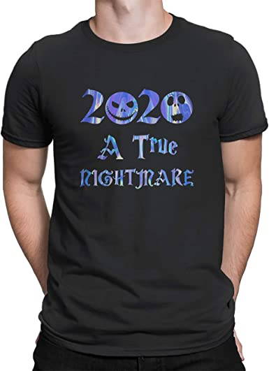 ALPHADAS Fashion Camisetas - 2020 A True Nightmare Funny Jack ...