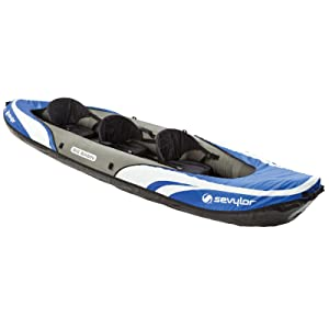Sevylor Big Basin 3-Person Fishing Kayak