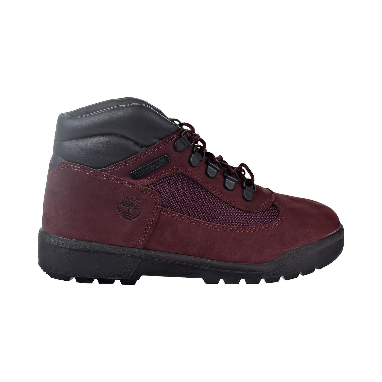 Timberland Field Big Kid's Boots Burgundy/Black tb0a1arr