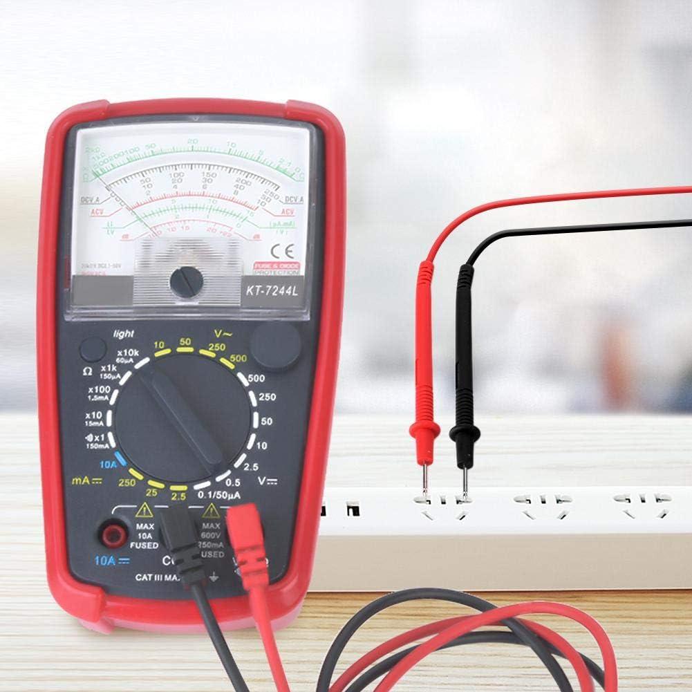 Current Multimeter KT7244L Multimeter Multimeter DC Voltage for Measure AC Current