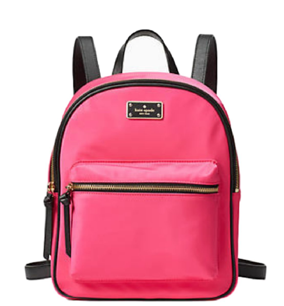 Kate Spade Wilson Road Small Bradley Pink Radish Backpack Shoulder Bag