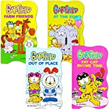 Garfield Board Books Collection -- Set of Four