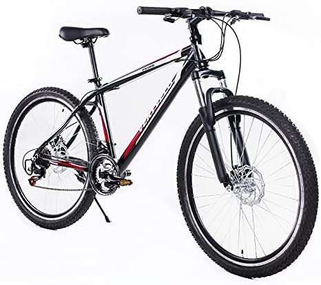 Bicicletas de montaña Zoyo bicicletas bicicletas híbridas negro 27 ...