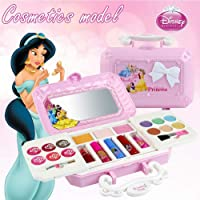 Make Up Set Girl Make Up Case Cute Play House Children Gift Children Kids Make Up Set 23pcs Disney Cosmetics Set Toy Make Up Kits