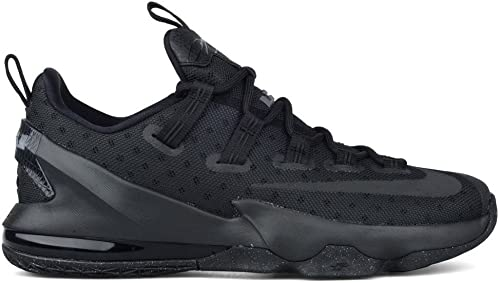 Creta Él mismo Pickering  Amazon.co.jp: Nike (Nike) LeBron Lebron 13 XIII Low Black 831925 – 001  Black Out Metallic Silver [parallel import goods] : Shoes & Bags