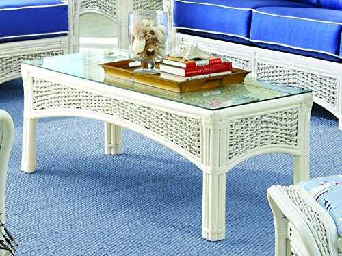 Spice Islands Regata Coffee Table, White