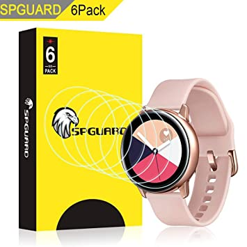 SPGUARD Protector de Pantalla Compatible con Samsung Galaxy ...
