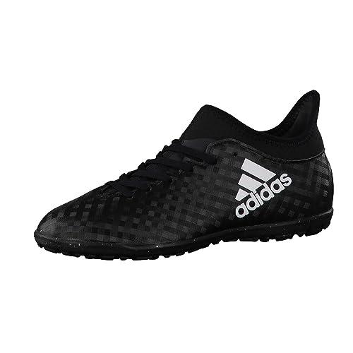 cbac7e1e61b3 adidas Boys Children Boys X 16.3 TF Astro Turf Trainers in Black - 13.5  Child: Amazon.co.uk: Shoes & Bags