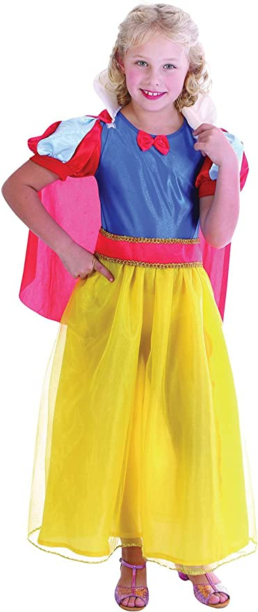 Bristol Novelties - Disfraz de Blancanieves para bebé niña, Talla ...