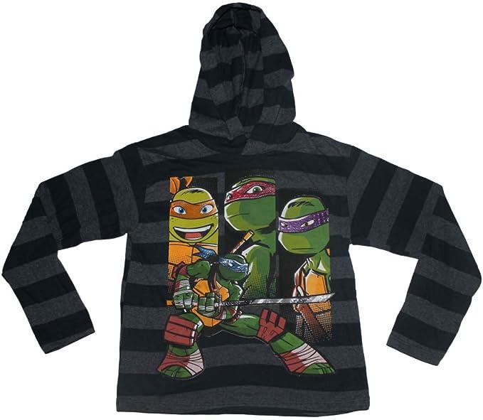 Amazon.com: Teenage Mutant Ninja Turtles con capucha de ...