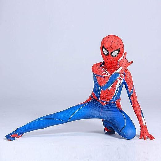 DSFGHE Disfraz De Spiderman para Adultos Disfraces De Halloween ...