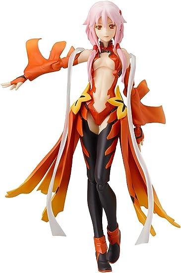 Anime Manga Guilty Crown INORI YUZURIHA Figuren Figur Figure Statue Actionfigur