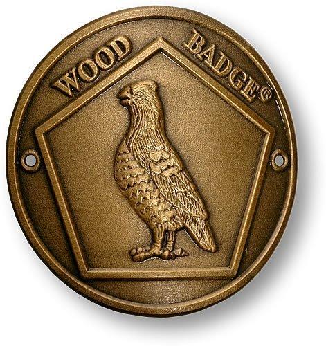Badge Bobwhite Patrol Hiking Medallion