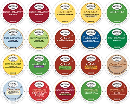 k cup tea assortment - 1