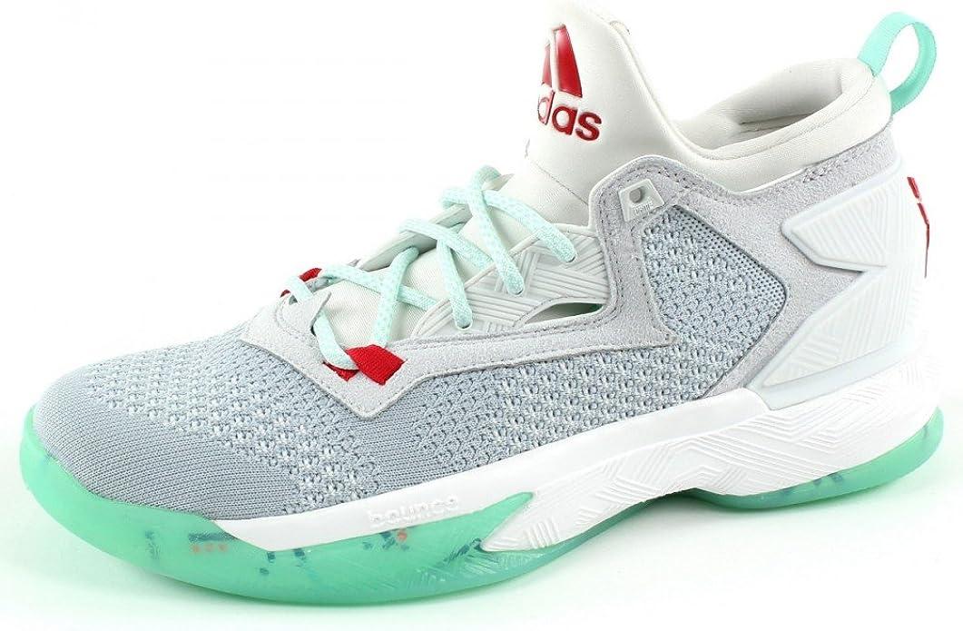 adidas D Lillard 2 PK, Chaussures de Sport Basketball