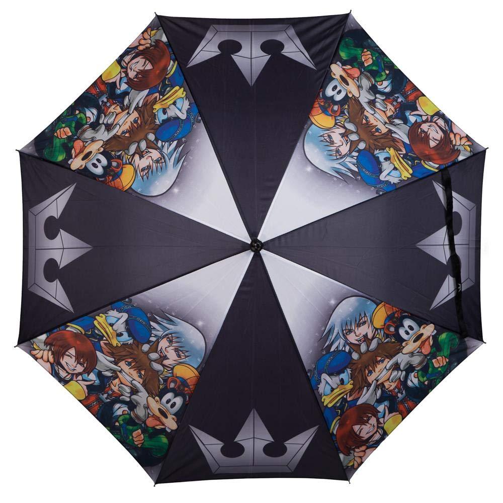 Molded Handle Kingdom Hearts Umbrella Disney Accessory by Bioworld