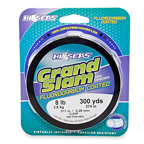 HI-SEAS 300-Yard Grand Slam Spool, 8-Pound
