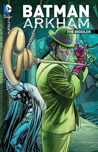 Batman Arkham: The Riddler