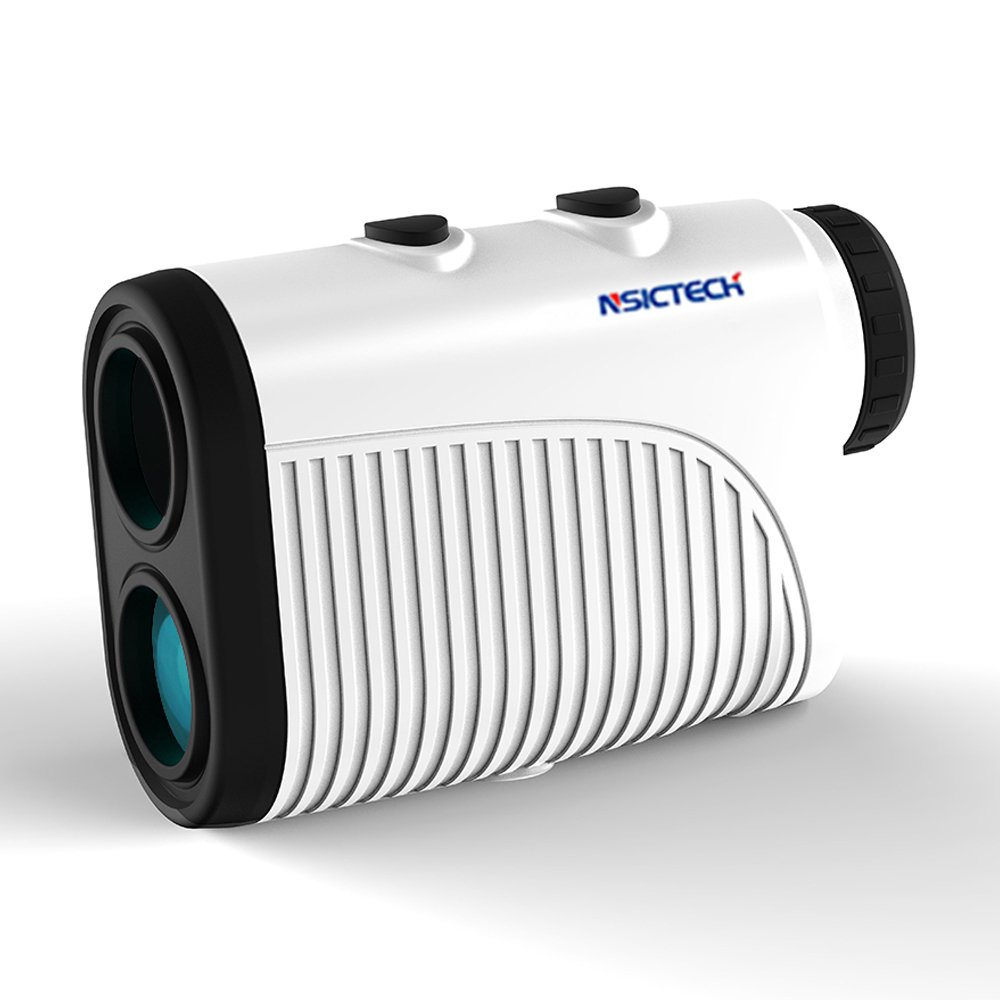 NSICTECH Outlet 600M/656Yard Laser Rangefinder, Distance and Speed Measurement, Scan Mode for Continuous Measure, Suitable for Hunting, Golf and Observation (600M)