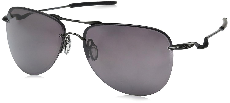 12c57d878f Amazon.com  Oakley Men s Tailpin OO4086-04 Aviator Sunglasses ...