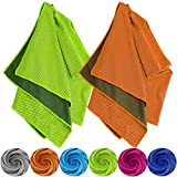 Greens Towel On-Course Golf Accessories